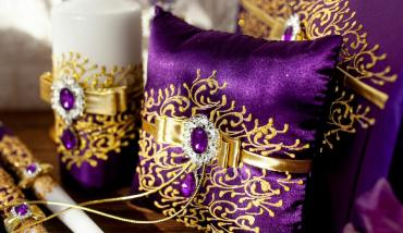 Необыкновенное свадебное украшение – неоновая вывеска!