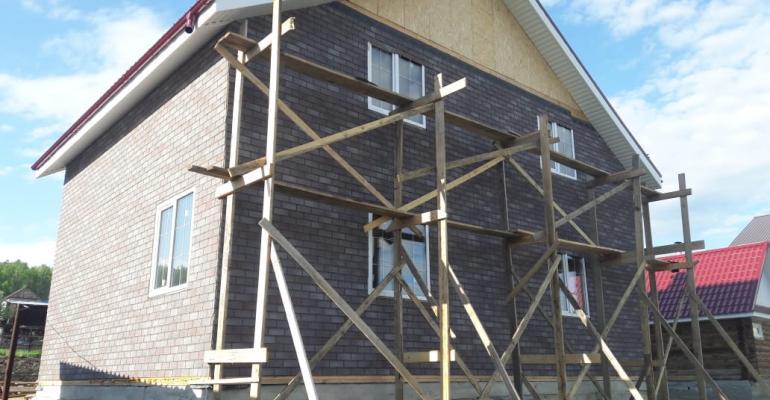 Технология строительства дома из сип-панелей: этапы и особенности