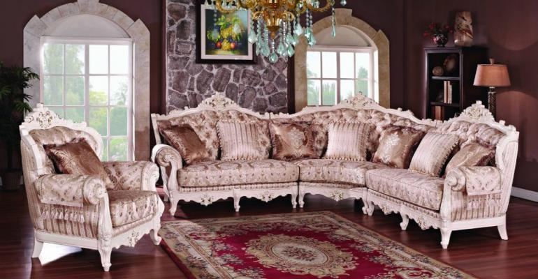 Классицизм в интерьере и мебели
