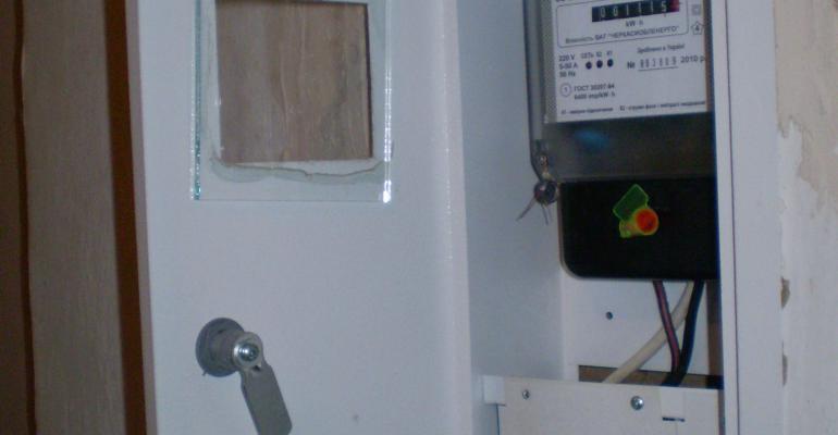 Счетчик электроэнергии для квартиры