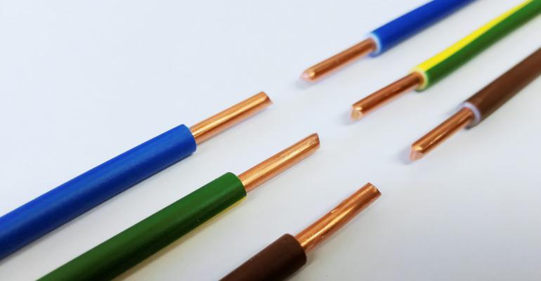 Сечение кабеля по мощности