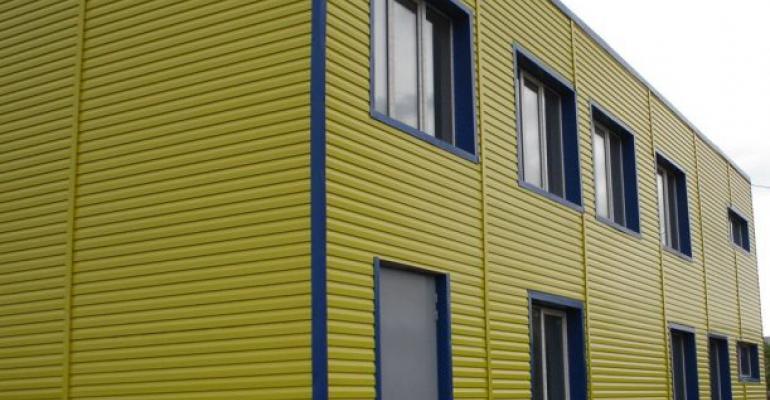Строительные материалы для фасада от Охта Форм